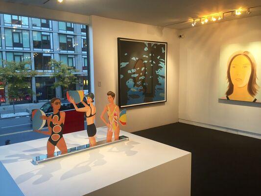 Alex Katz: Ladies & Landscapes, installation view