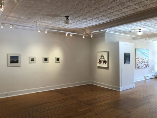 Forum Gallery Visits MMFine Art in the Hamptons, installation view