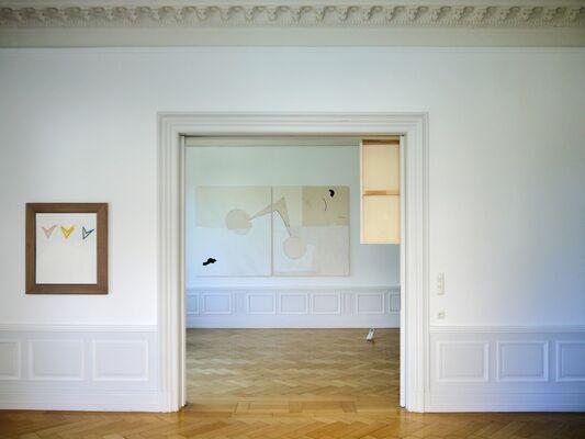 ABER, installation view