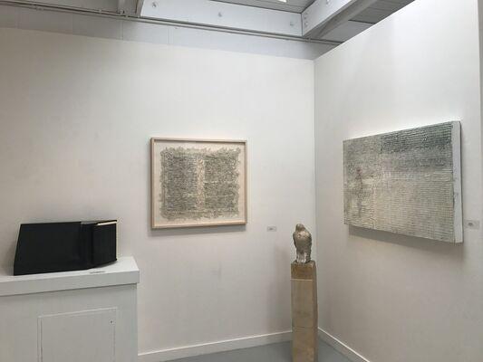Powder and Smoke, installation view