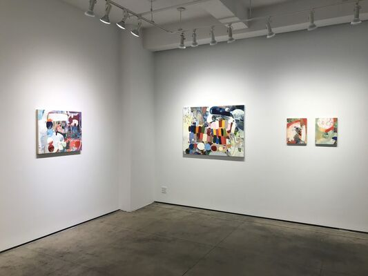 Moon Palace, installation view