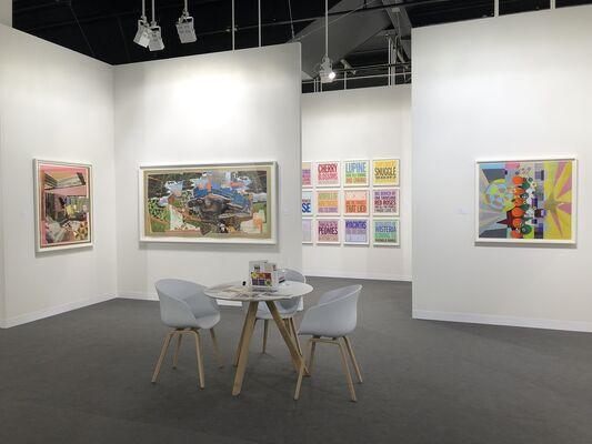 Durham Press, Inc. at Art Basel 2019, installation view
