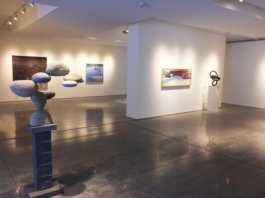Gallery Artists, installation view
