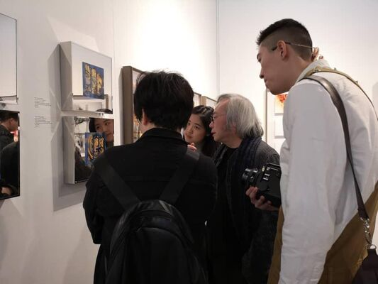 BOCCARA ART at The Photography Show 2019, presented by AIPAD, installation view