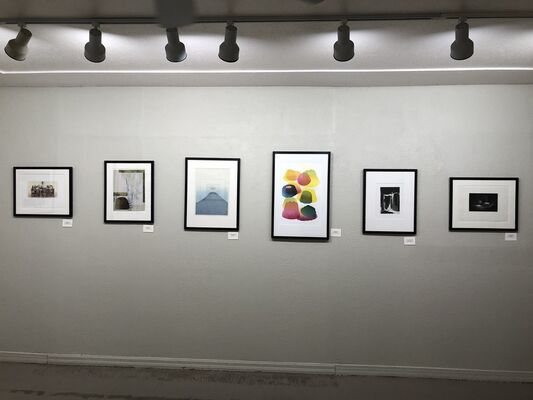 7th Annual International Juried Art Exhibition, installation view