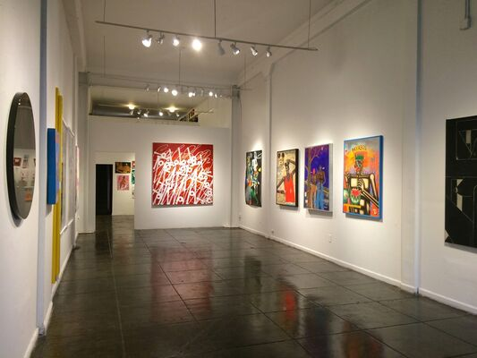 Tastee : A Group Exhibition, installation view