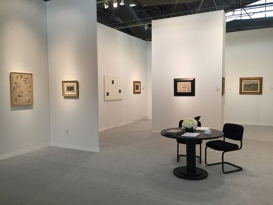 Galleria d'Arte Maggiore G.A.M. at The Armory Show 2019, installation view
