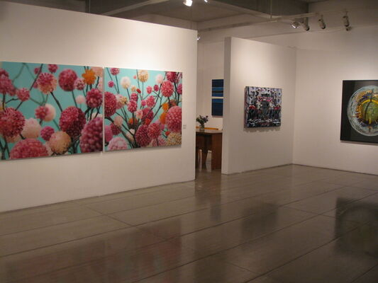 Thinking of you, installation view