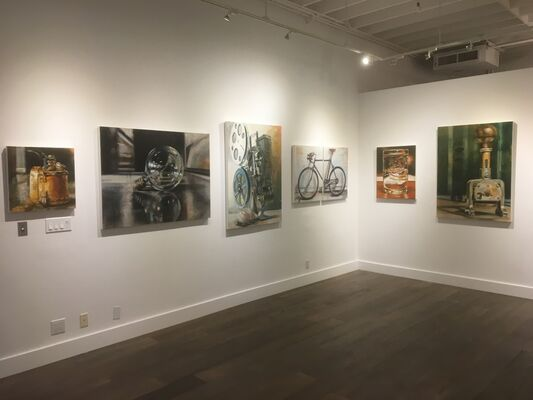 """""""Objects As"""", installation view"""