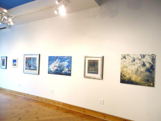 Land, Sea & Sky: James Toogood, Joseph Sweeney & Joe Painter, installation view