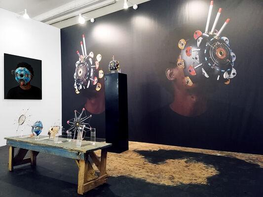 SMAC at ART X Lagos 2018, installation view