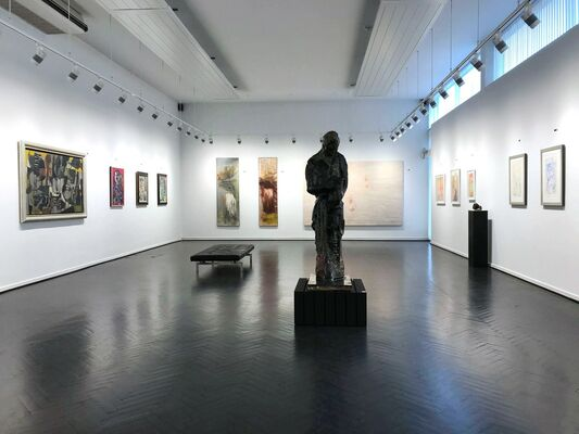 Danish And International Easter Exhibition 2018, installation view