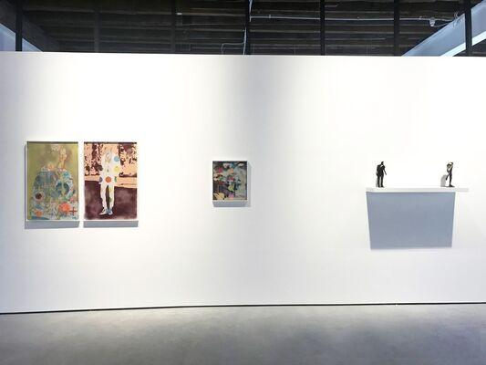 Louis Pratt | Doppelgänger, installation view