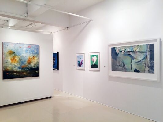 Gallery Artists Part XV, installation view