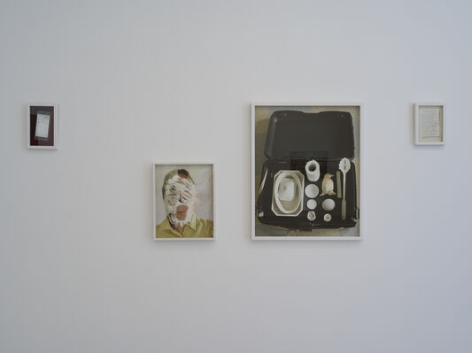 I Am Still Alive, installation view