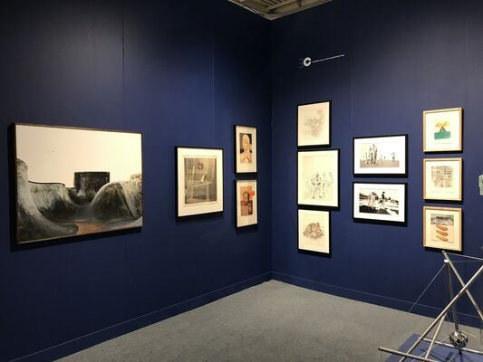 Edward Cella Art and Architecture at FOG Design+Art 2019, installation view