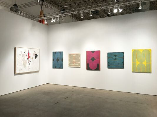 Romer Young Gallery at EXPO CHICAGO 2017, installation view
