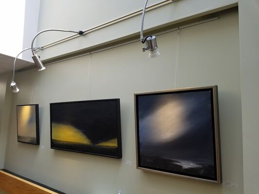 Miller White at National Boston, installation view