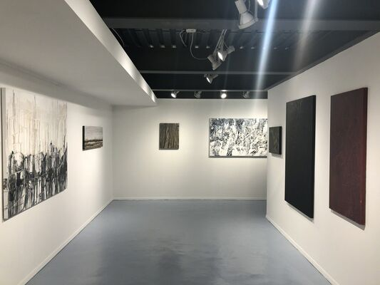 Hooper C. Dunbar: An Exhibition of Paintings in New York City, installation view