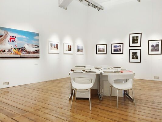 ROSEGALLERY at Photo London 2016, installation view