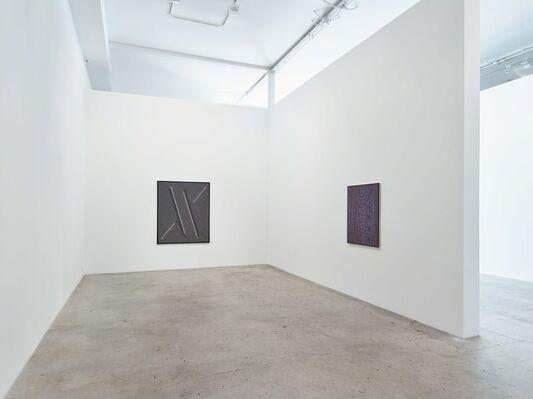 Julian Stanczak, installation view