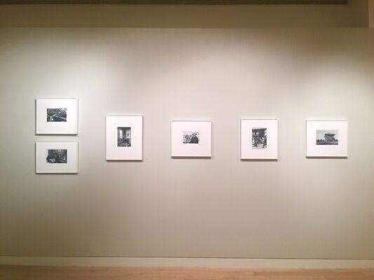 Danny Lyon: Journey, installation view