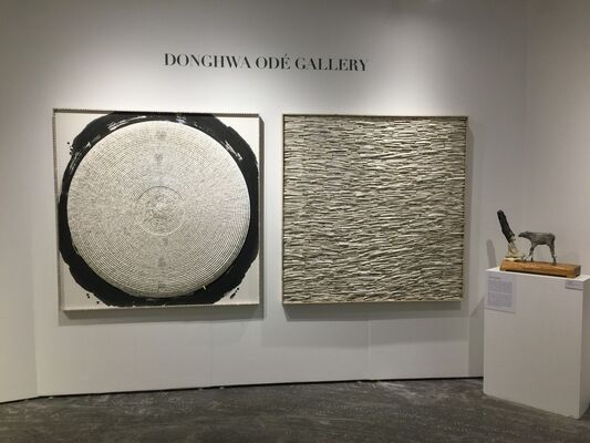 Donghwa Ode Gallery at Art Aspen 2017, installation view