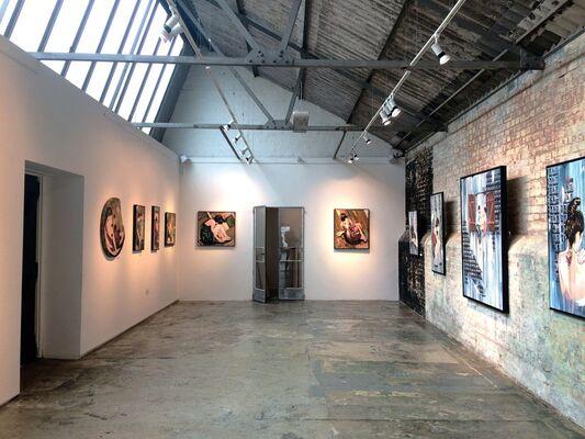 Jana & JS 'Inner World', installation view