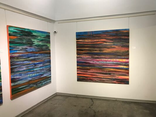 Región de Incertidumbre, installation view