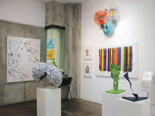Corner of the Universe, installation view