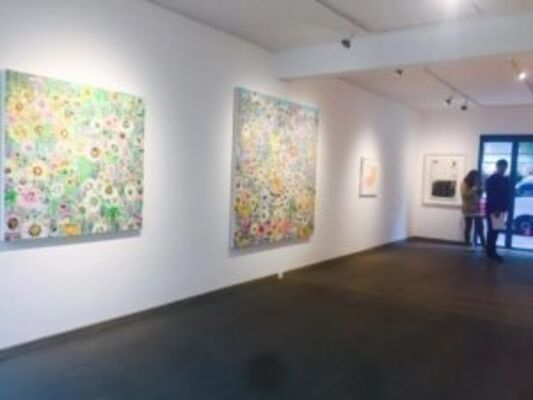 Art In Our Time, installation view