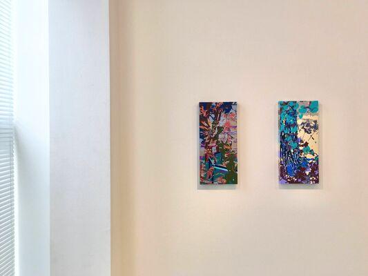 Kayo Miyaji Solo Show - Sight, installation view