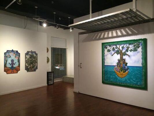 Hispaniola Saga, installation view