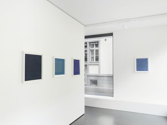 EDDA RENOUF : Paintings and Drawings 1978 - 2018, installation view