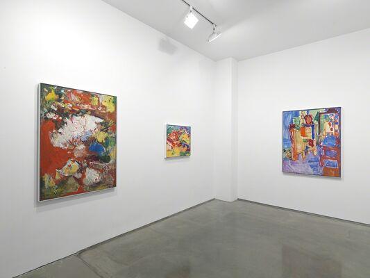 Hans Hofmann, The Summer Studio, installation view