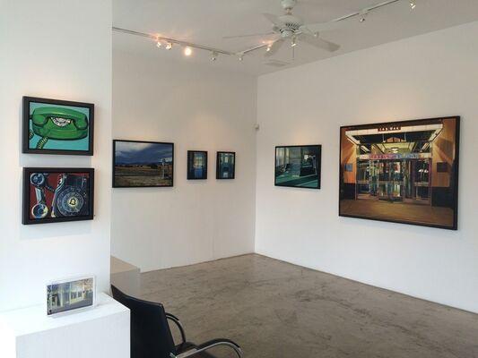 Glenn Ness - Last Call, installation view