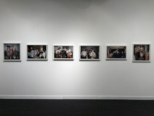 Galerie Bene Taschen at Paris Photo 2018, installation view