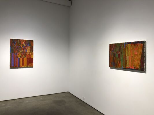Brett Baker - The Beauty at Hand | Susan Leopold - Domestic Anxiety, installation view