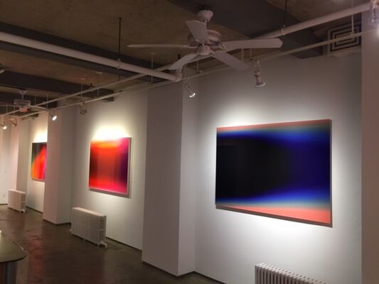 Krista Kim: Digital Consciousness, installation view