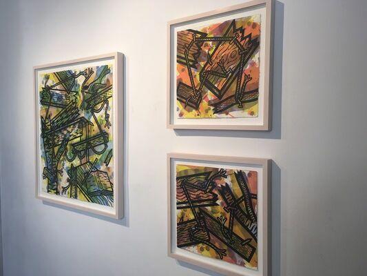 "Jesse Lambert: ""Recollect"", installation view"