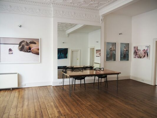 Second Self: Juno Calypso and Carolina Mizrahi, installation view