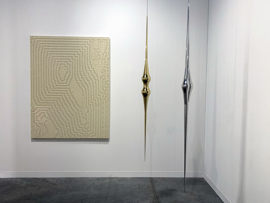 Galería OMR at Art Basel in Miami Beach 2019, installation view