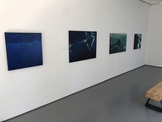 Head First | Geena Wilkinson, installation view