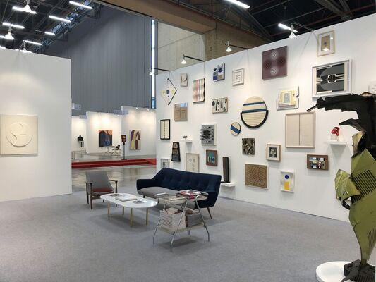 Leon Tovar Gallery at ARTBO 2018, installation view