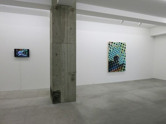 Geopolitical Grounds, installation view