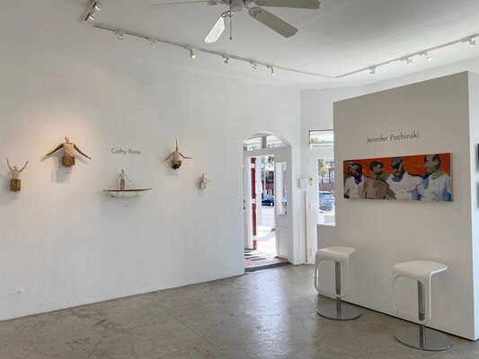 Figures - Group Exhibition, installation view
