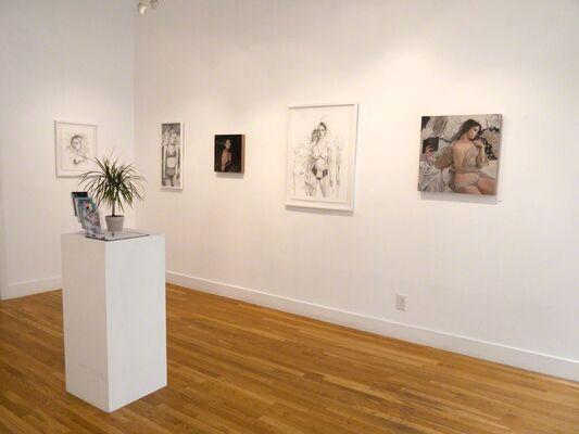 (public) intimacy: Helice Wen, installation view
