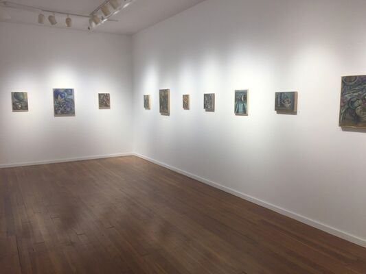 Charles Kaiman: Recent Still Life Paintings, installation view