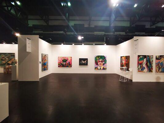 WORLDART at Sydney Contemporary 2019, installation view