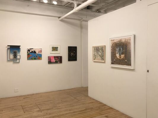 JuxtaPositions, installation view